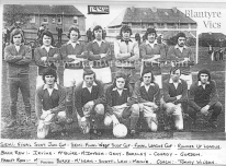1974 Blantyre Vics