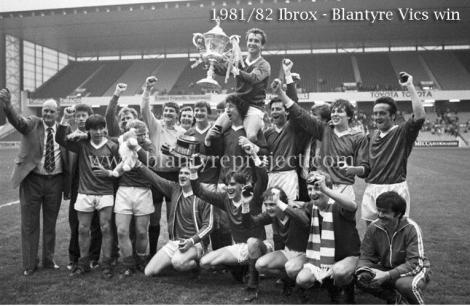 1982 Blantyre Vics Champions