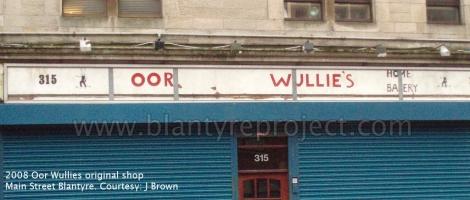 2008 Oor Wullies signage wm