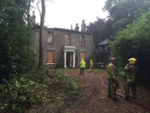 2016 Woodburn fire 2nd Sept