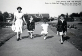 1955 Park Family at Kirkton Park