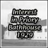 Interest in Priory Pit Bathhouse