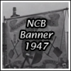 NCB Banner at Dixons, High Blantyre