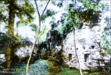 1920 Blantyre Priory in colour (PV)