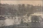 1950 New line for David Livingstone Memorial Bridge