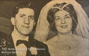 1967 James Raeburn & Patricia Devine