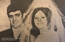 1967 Edward Craw & Margaret Rouse, Blantyre