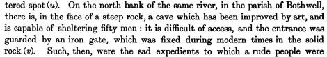 1887 Bothwell cave