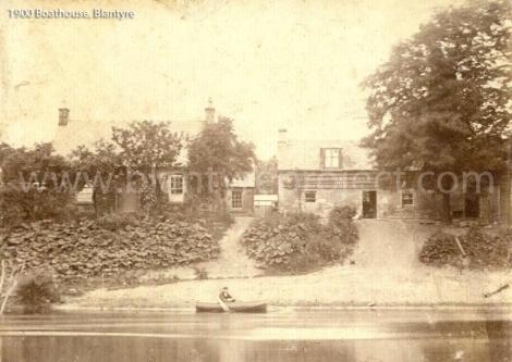 1900 Boathouse Blantyre wm