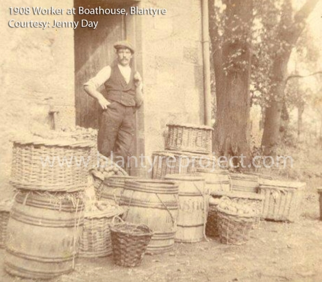 1908 Worker at Boathouse wm