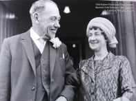 1966 Robert Potter & Flora Dickson of Broomhouse