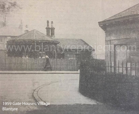 1959 Gatehouses at Village wm