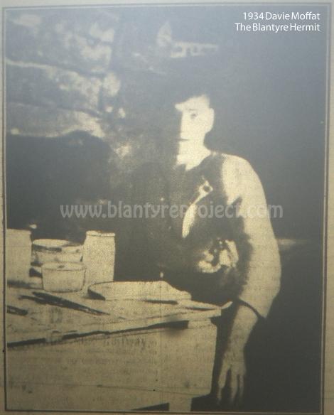 1934 hermit Davie Moffat wm