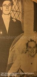 1967 Andrena Robertson & Ronald Torrance