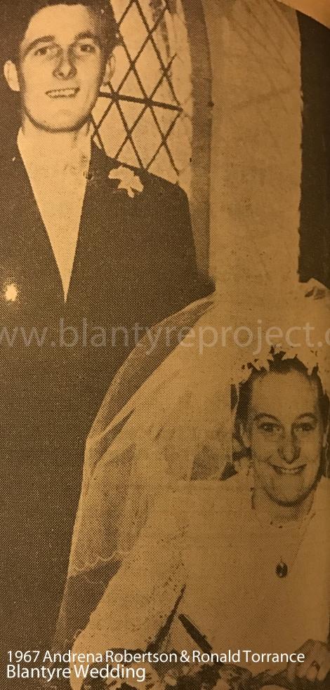 1967 Andrena Robertson & Ronald Torrance wm