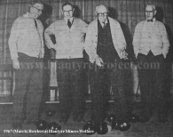 1967 Elderly Bowlers at Miners Welfare