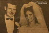 1967 Joseph Mullen & Mary Allan