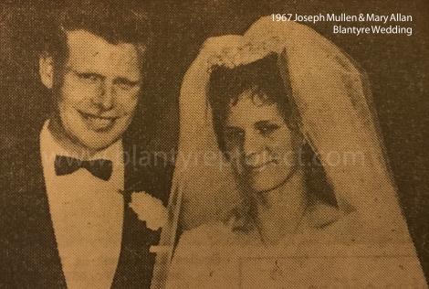 1967 Mary Allan & Joseph Mullen wm