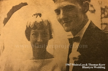 1967 Moira Lee & Thomas Kerr