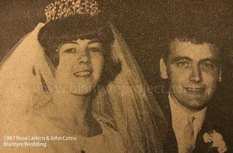 1967 Rose Larkins & John Corns wm