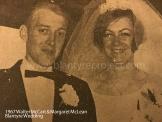 1967 Walter McCart & Margaret mcLean