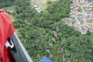 2011 Aerial Photo by AR