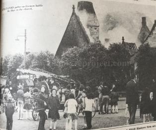 1978 Anderson Church, Stonefield Road (8th June fire)