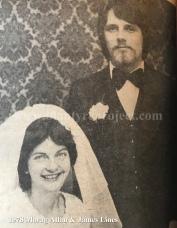 1978 Morag Allan & James Lines