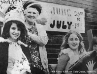 1978 Nancy Gilchrist gets crowned