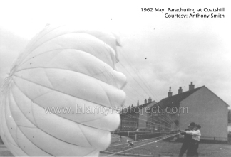 1962 Parachute at Hillview, Coatshill