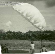 1962 Parachuting at Priory