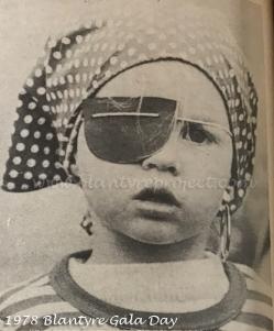 1978 Blantyre Gala Day
