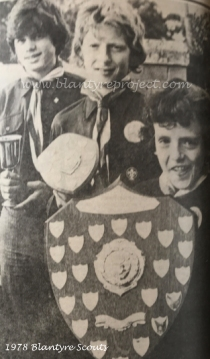 1978 Blantyre Scouts