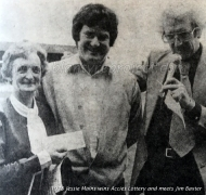 1978 Jessie Mains at Accies Lottery