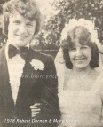 1978 Robert Dornan & Mary Green