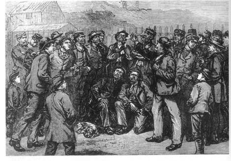 miners gambling