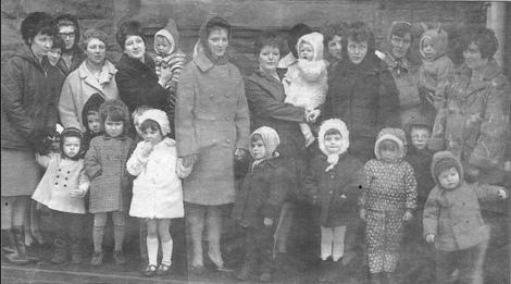 1968 Rosendale people