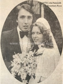 1978 Rosemary Ryce & Colin Naismith