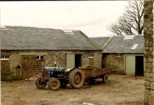 1980s Calderside Farm by J Cochrane