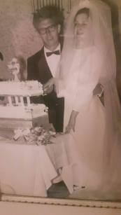 1970 Pederson- Gormley Wedding at St Josephs