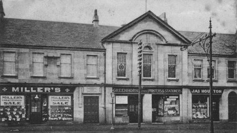 1918 or so Masonic Hall pc at 800dpi