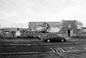 1997 Demolition of Post Office