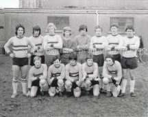 1967 Blantyre CC Football Team