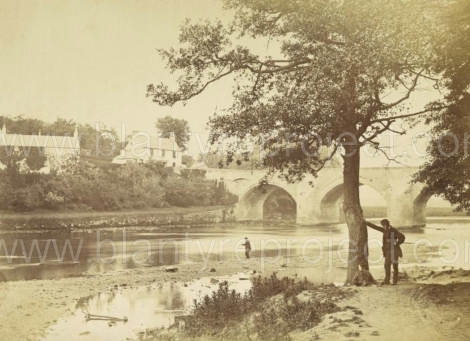 1880s Bothwell Bridge J McGhie wm