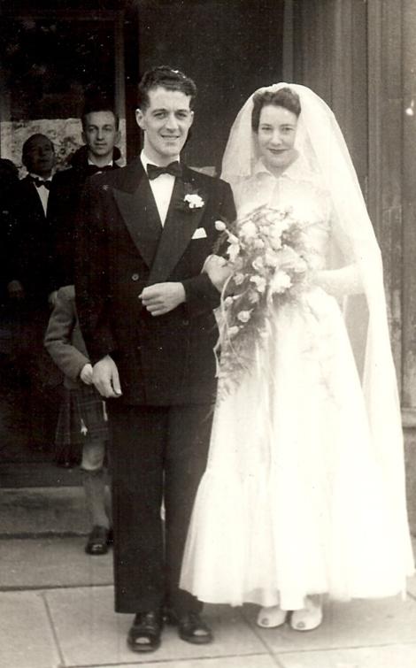 1956 Ronnie Geddes & Mary MacEachen