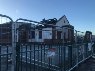 11 Dec Miners Welfare Demolition