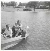 1966 Duffy family at Stonefield Park